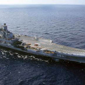 Russia to send its aircraft carrier to easternMediterranean