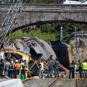 Passenger train derails in Spain, killing at least 4