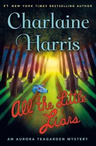 "This book cover image released by Minotaur shows ""All the Little Liars,"" by Charlaine Harris. (Minotaur via AP)"