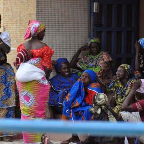 Chibok leader: 100-plus girls unwilling to leave Boko Haram