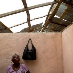 Haitians rebuild lives as food, water, suppliesarrive