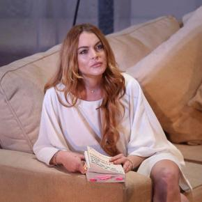 Lindsay Lohan says she lost part of finger in boataccident