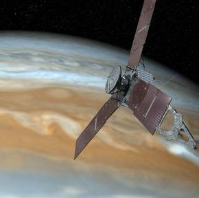 NASA: Jupiter spacecraft detects problem, turns off camera
