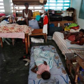 Health conditions worsen as aid trickles into remote Haiti