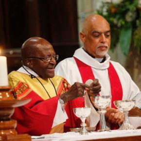 Nobel laureate Tutu celebrates 85th birthday, givingthanks