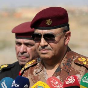 Iraqi general calls on IS militants in Mosul to surrender