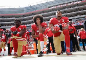 After Kaepernick's protest, singers question anthem