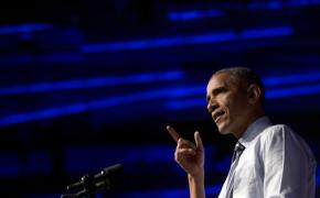 Obama: Republicans deserve no credit for disavowing Trump