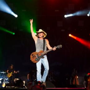Kenny Chesney to receive Pinnacle Award at 50th CMA Awards