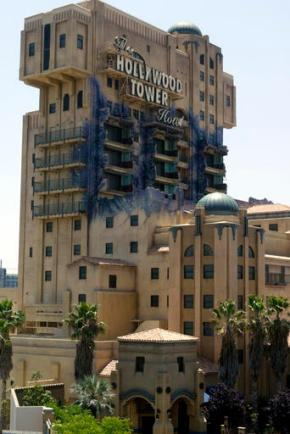 Disneyland's Tower of Terror making way for 'Guardians' ride
