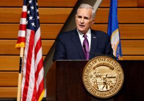 Democrat Dayton: Health law 'no longer affordable' formany