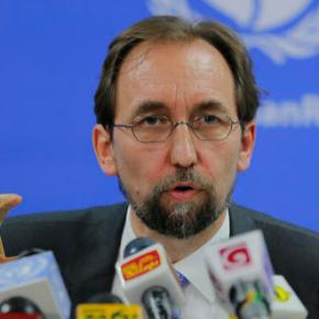 UN human rights chief: Trump would be 'dangerous' ifelected