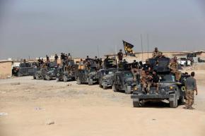 Iraqis push toward IS-held Mosul in long-awaitedoperation