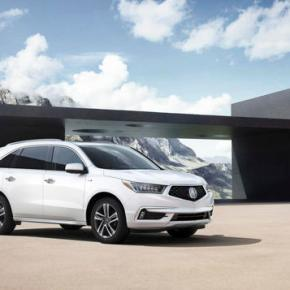 2017 Acura MDX scales up in looks, standard safety features