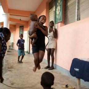Hurricane's destruction puts schools on hold in Haiti