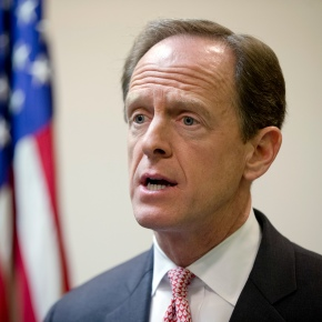 After gun votes, GOP's Toomey slides to C-rating fromNRA