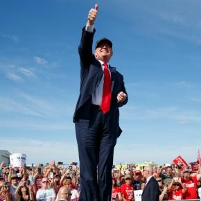 Trump, GOP look to 'Obamacare' report as comebacklifeline
