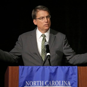 Report: Ad spending in NC governor's race nearing $20M