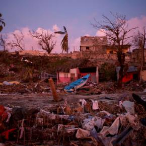 UN appeals to world for aid to storm-ravaged Haiti