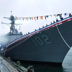US warship to visit New Zealand and end 30-yearstalemate