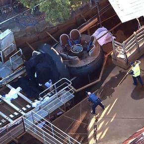 4 killed on river rapids ride at Australian themepark