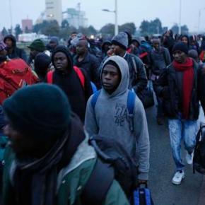 France moving more than 6,000 migrants, destroying hugecamp