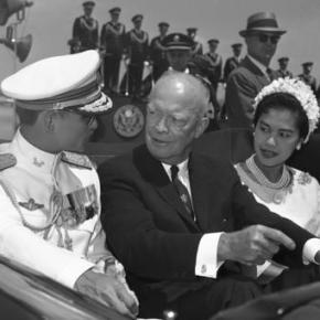 King Bhumibol was Thailand's lone constant amid rapidchange
