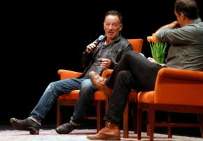 Bruce Springsteen talks depression, family and newmemo