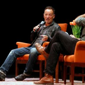 Bruce Springsteen talks depression, family and new memo