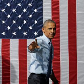 Obama takes issue with Trump and his supporters inCongress
