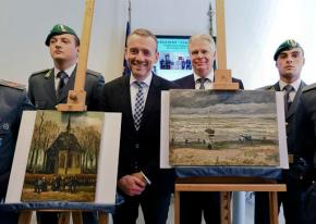 5 stolen Golden Age paintings returned to Dutchmuseum