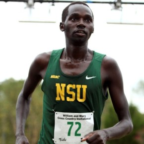 Korir named MEAC cross country co-runner of the week