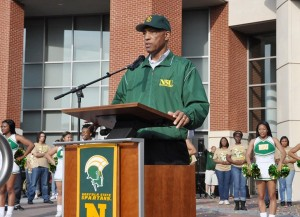 Norfolk State University Director of Athletics Marty L. Miller was recently selected to serve on the NCAA's Limited Resource Institution (LRI) Director of Athletics Task Force.