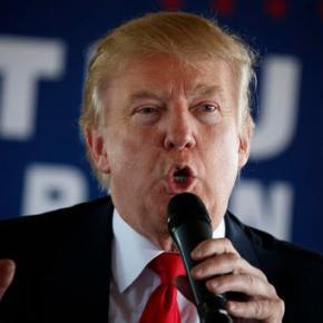 Trump camp calls KKK newspaper 'repulsive' afterpraise