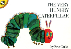 'The Very Hungry Caterpillar' is now dining indigital