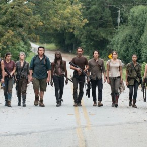 'The Walking Dead' has a smashingreturn