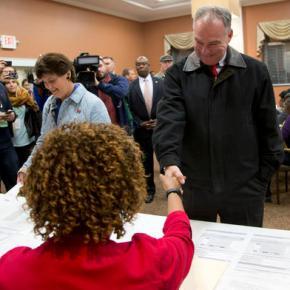 The Latest: Richmond mayoral race hinges on absenteeballots