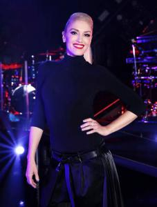 FILE - In this June 13, 2016 file photo, Gwen Stefani poses for a portrait at Universal Studios in Universal City, Calif. Stefani was named one of Glamour's  Women of the Year, Tuesday, Nov. 1, and will be honored at a ceremony in Los Angeles on Nov. 14.  (Photo by Matt Sayles/Invision/AP, File)