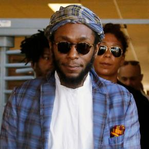 Mos Def leaves South Africa on a US passport