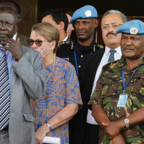 Kenya pulling UN peacekeepers from South Sudan in protest