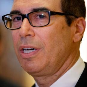Treasury nominee Mnuchin was Trump's top fundraiser