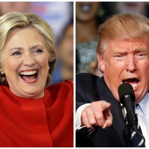 America chooses between Clinton and Trump for next president