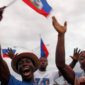 After lengthy drift, Haiti votes for new leader