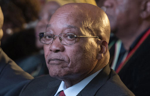 SA watchdog calls for probe in Zuma's govt