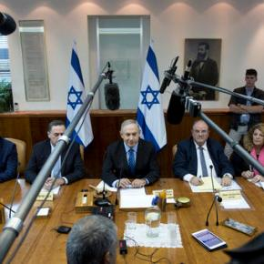 Israeli leader tells ministers to stay quiet on USelection