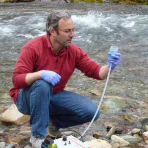 Scientists go big with first aquatic species map for USWest