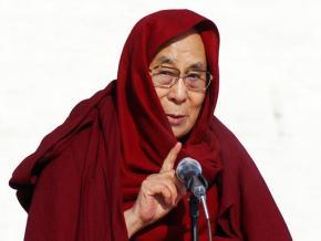Dalai Lama: 'I have no worries' about Trump'selection