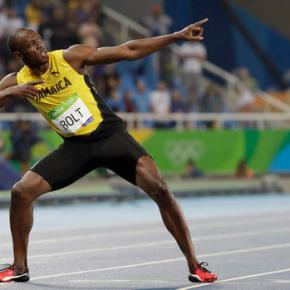 AP Interview: Usain Bolt talks about his newdocumentary