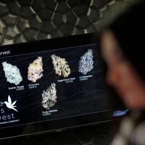 Ballot could add legal marijuana to Las Vegas' list ofvices
