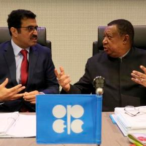 OPEC agrees to cut output to push up oil price
